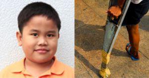 Iniwan ng Misis ang OFW Matapos Siyang Maghirap, Nakakaiyak ang Gagawin ng Anak Niya na Nagbigay sa Kanya ng Pag-Asa
