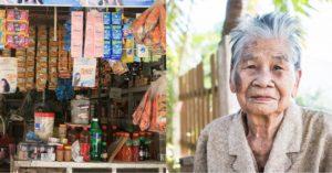 Laging Sinisigawan ng Ginang ang Matandang Palaging Nangungutang sa Kaniyang Tindahan, Bigla Siyang Natauhan Nang Magkapalit Sila ng Buhay