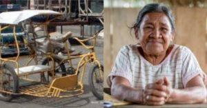 Nakamamangha ang Sipag ng Matandang Nagpapadyak; Isang Grupo ng Kabataan ang Magbibigay ng Tulong na 'Di Niya Inasahan