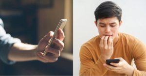 Sinilipan ng Lalaki ang Kaeskuwela Gamit ang Kaniyang Cellphone; Digital din Pala ang Karma Niya