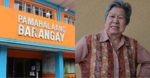 Hindi Hanga sa Serbisyo ng Barangay ang Ginang na Ito, Nagulat Siya sa Sinabi ng Kanilang Kapitan