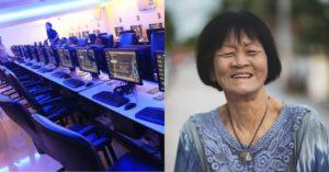 Nagtitiyagang Magpunta sa Computer Shop ang Ginang para Makausap ang Anak na OFW, Dekalibreng Biyaya ang Dumating sa Kaniya