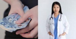 Inuuna ng Doktor na Ito ang Pera Kaysa sa Pasyente; Sa Kamay Niya Nawala ang Ginang na Nagpaaral sa Kaniya