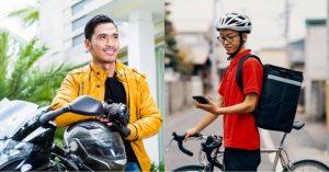 Bumili ng Bagong Motorsiklo ang Lalaking Ito Upang Magamit sa Pagpasok sa Opisina; Ano Kayang Gagawin Niya sa Lumang Bisikletang Pagmamay-ari Niya?